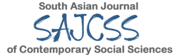 South Asian Journal of Contemporary Social Sciences
